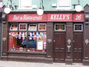 Kelly's Steak & Seafood House